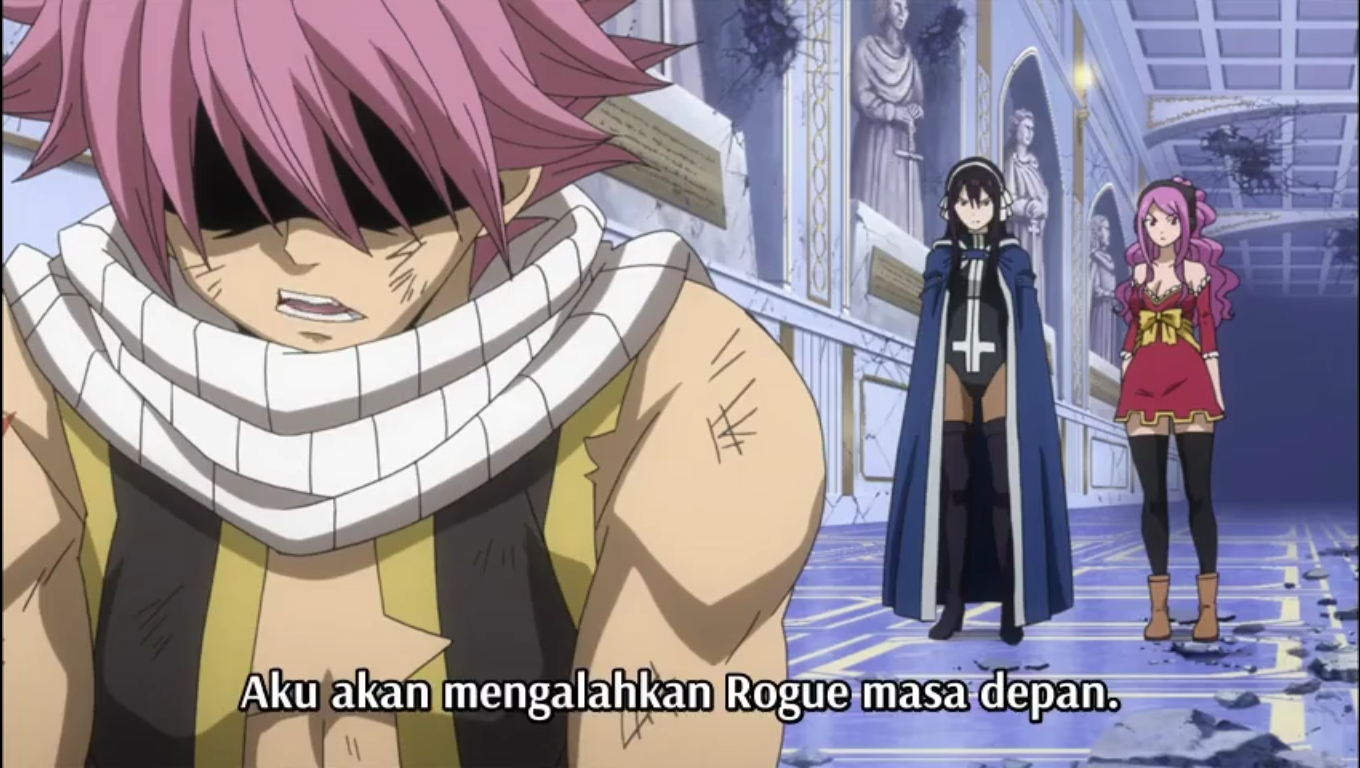 Fairy Tail Episode 195